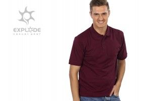 azzurro-polo-majica-bordo-burgun